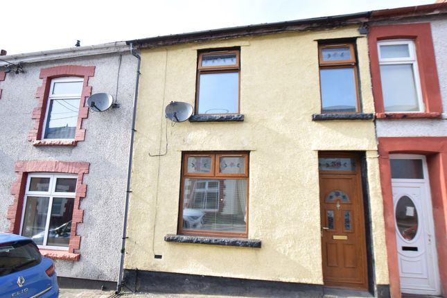 2 bed terraced house for sale in Church Street, Aberbargoed, Bargoed CF81