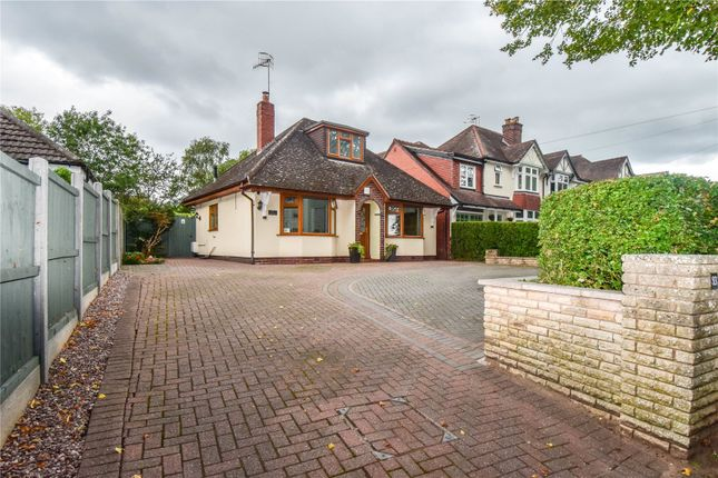 Thumbnail Bungalow for sale in Finstall Road, Finstall, Bromsgrove