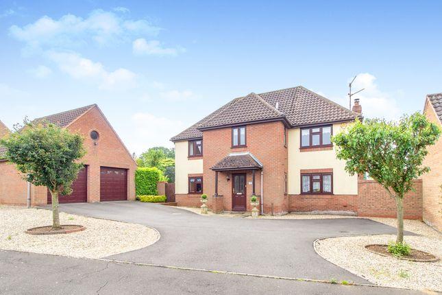 Thumbnail Detached house for sale in Arlington Park Road, Middleton, King's Lynn