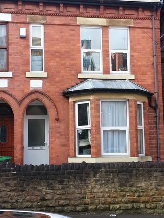 Thumbnail Shared accommodation to rent in Albert Grove, Nottingham