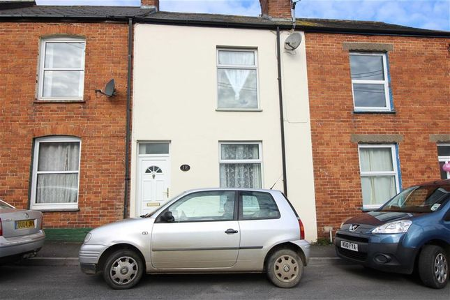Thumbnail Terraced house to rent in Cyprus Terrace, Barnstaple, Devon