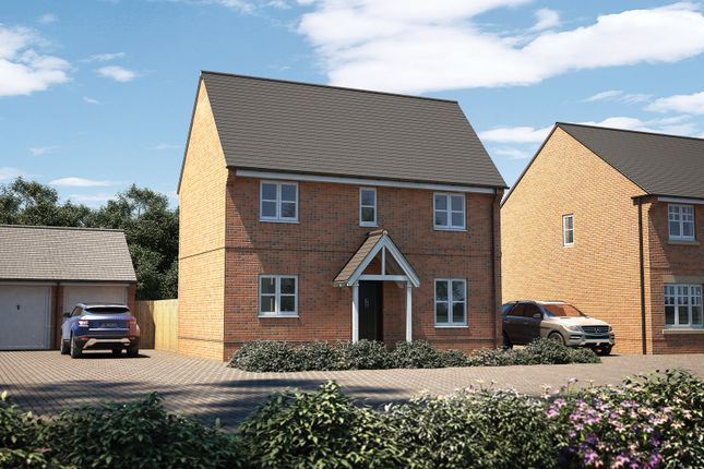 """Thumbnail Detached house for sale in """"The Trelissick"""" at Pershore Road, Evesham"""