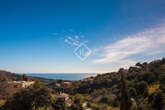 6 bed villa for sale in Spain, Barcelona North Coast (Maresme), Alella, Mrs5091
