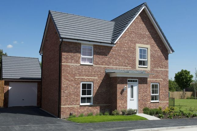 "Thumbnail Detached house for sale in ""Lincoln"" at Station Road, Methley, Leeds"