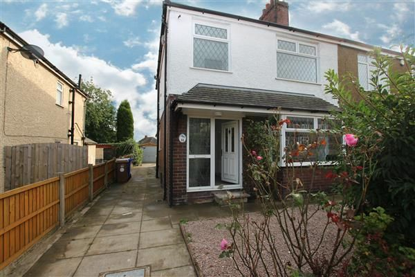 Thumbnail Semi-detached house for sale in Bluestone Avenue, Burslem, Stoke-On-Trent