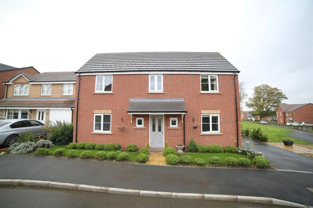 Thumbnail Detached house for sale in Hough Way, Shifnal