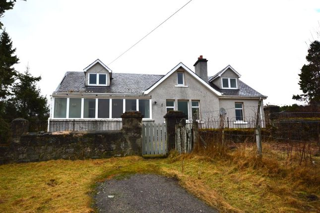Thumbnail Detached house for sale in Glenmoriston, Inverness