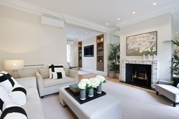 Thumbnail Town house to rent in Chester Row, Belgravia