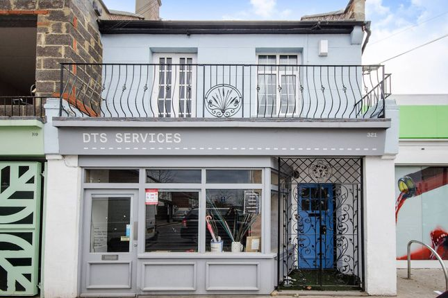 Thumbnail Flat to rent in Higham Hill Road, Walthamstow