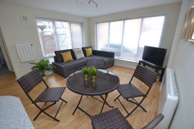1 bed property to rent in Florentia Street, Cathays, Cardiff CF24
