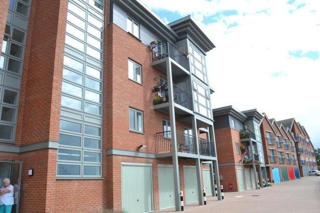 Thumbnail Flat to rent in The Wharf, Morton