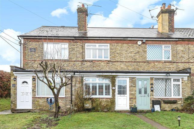 2 bed terraced house for sale in Hazel Cottages, Otford Lane, Halstead, Sevenoaks