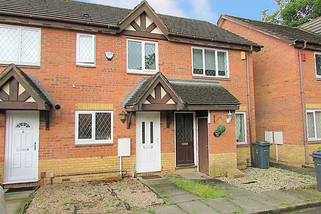 Thumbnail Terraced house to rent in Cherry Lane, Sutton Coldfield