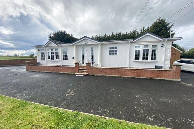 Thumbnail Detached bungalow for sale in Little Meadows, Darlington Road, Elton