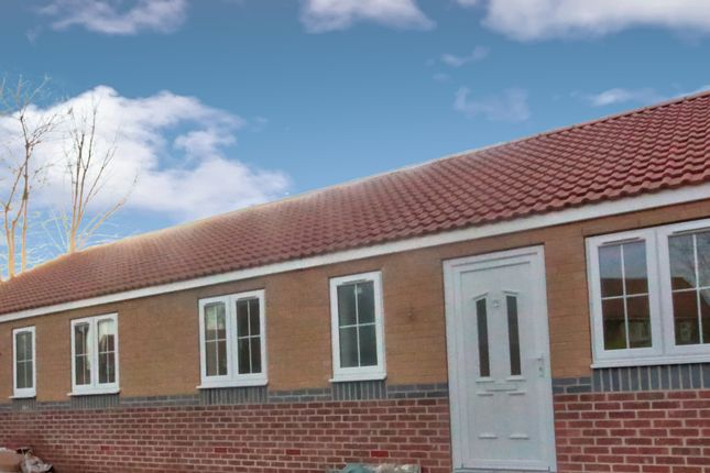 Front View of Byron Close, Dinnington, Sheffield S25