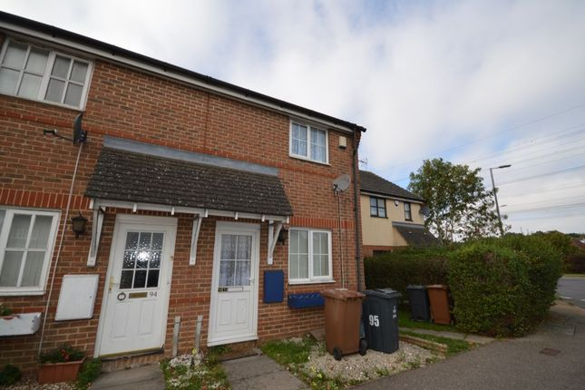 Thumbnail Semi-detached house to rent in Wansbeck Close, Stevenage