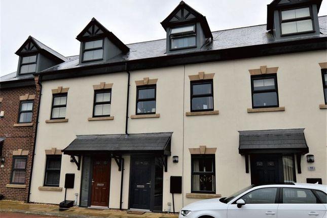 Thumbnail Town house for sale in Durham Street, Droylsden, Manchester