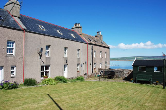 Thumbnail Town house for sale in 10 Ness Road, Stromness