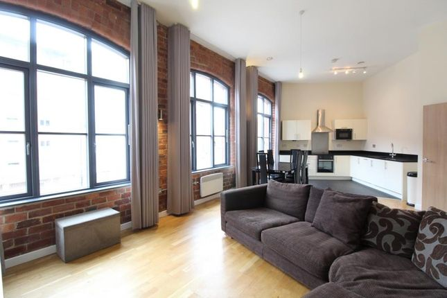 Thumbnail Flat for sale in Spindle House, East Street, Leeds