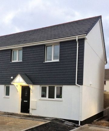 3 bed end terrace house for sale in Harvenna Heights, Fraddon TR9