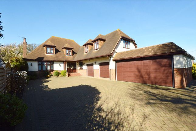 Thumbnail Detached house for sale in Benfleet Road, Benfleet, Essex