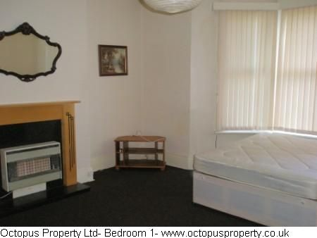 Thumbnail Shared accommodation to rent in Brighton Grove, Arthur's Hill, Newcastle Upon Tyne