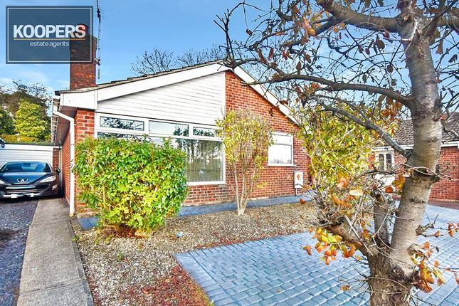 Thumbnail Detached bungalow for sale in Cherry Tree Avenue, Leabrooks, Alfreton