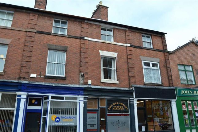 Thumbnail Retail premises for sale in Cawdry Buildings, Leek, Staffordshire
