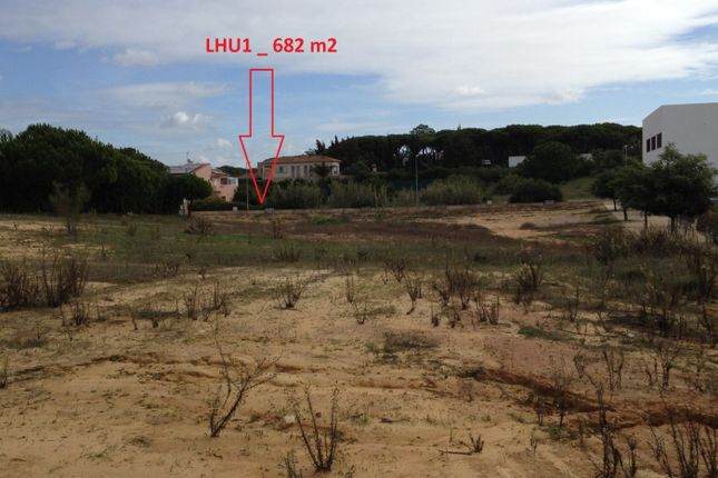 Land for sale in Quarteira, Algarve, Portugal