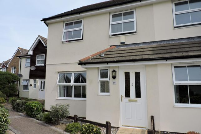 3 bed terraced house to rent in St. Lawrence Place, Sovereign Harbour North, Eastbourne BN23
