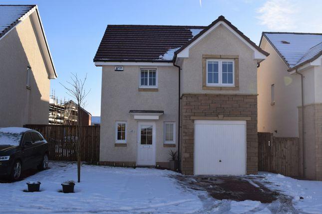 Thumbnail Detached house for sale in Leggatston Avenue, Glenmill, Darnley