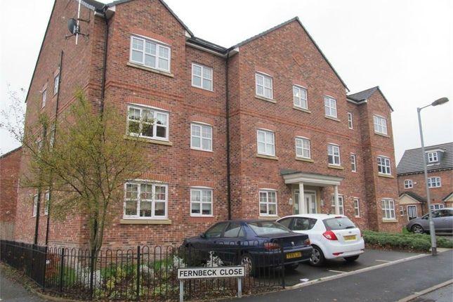 Thumbnail Flat to rent in Fernbeck Close, Farnworth, Bolton