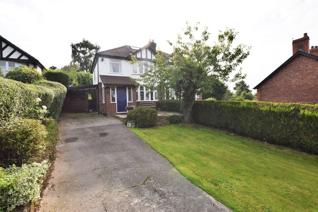Thumbnail Semi-detached house for sale in Sandy Lane, Frodsham