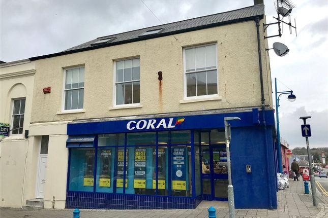 Thumbnail Flat to rent in Flat 1, 21 Dimond Street, Pembroke Dock, Pembrokeshire