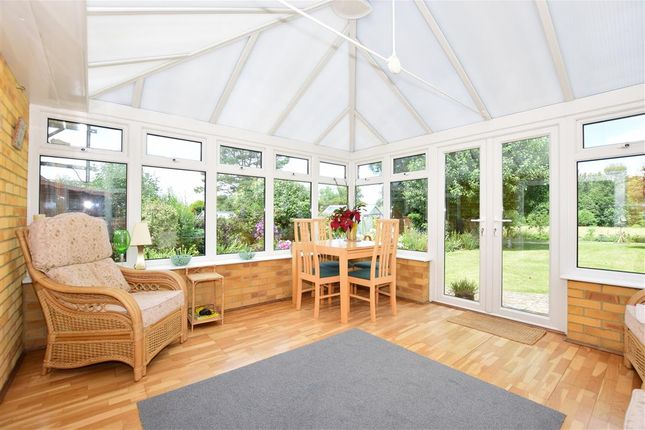 Thumbnail Detached bungalow for sale in Nats Lane, Brook, Ashford, Kent
