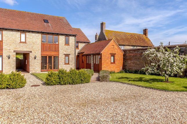 Thumbnail Link-detached house for sale in Kiln Farm Barns, Lower Road, Blackthorn, Bicester