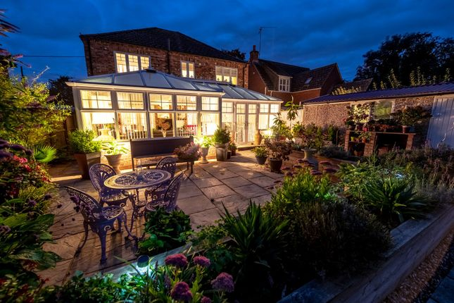 Thumbnail Detached house for sale in Wales Bank, Elm, Wisbech, Cambridgeshire