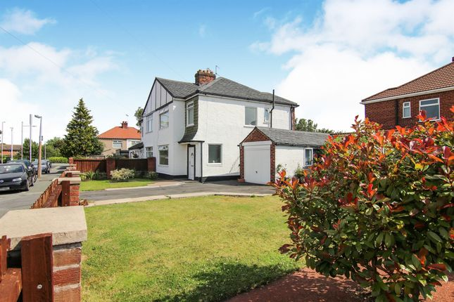 Thumbnail Semi-detached house for sale in Macdonald Drive, Greasby, Wirral