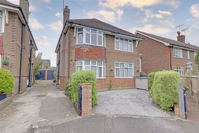 Thumbnail Flat for sale in Peverel Road, Worthing, West Sussex