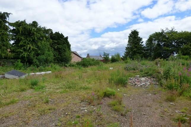 Thumbnail Land for sale in Mid Row, Maryton, Kirriemuir