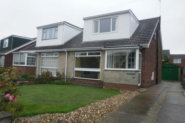 Thumbnail Semi-detached house to rent in The Wolds, Cottingham, East Yorkshire