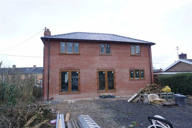 Thumbnail Detached house for sale in Severn Street, Caersws