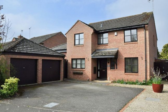 Thumbnail Detached house for sale in St. James Close, Harvington, Evesham