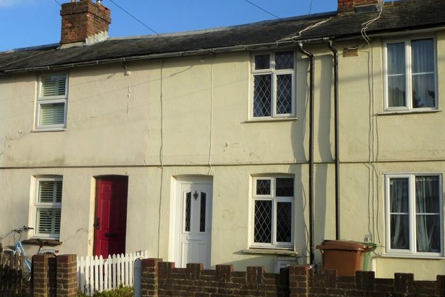 Thumbnail Terraced house to rent in Henwood Green Road, Pembury, Tunbridge Wells