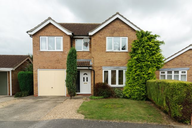 Thumbnail Detached house for sale in Hastings Drive, Wainfleet, Skegness