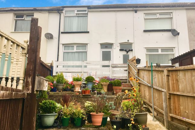 2 bed property to rent in Llewellyn Street, Gilfach, Bargoed CF81