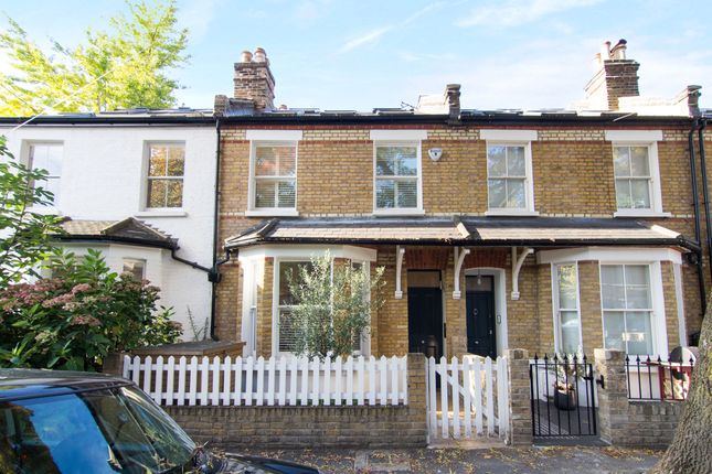 Thumbnail Terraced house to rent in Dale Street, London
