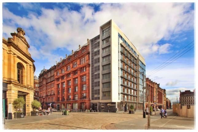 Thumbnail Flat for sale in Bell Street, Merchant City, Glasgow
