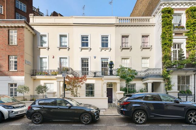 Thumbnail Terraced house for sale in Montpelier Terrace, London