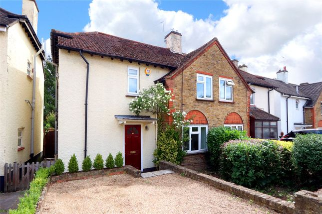 Thumbnail Semi-detached house to rent in Blackwell Road, Kings Langley